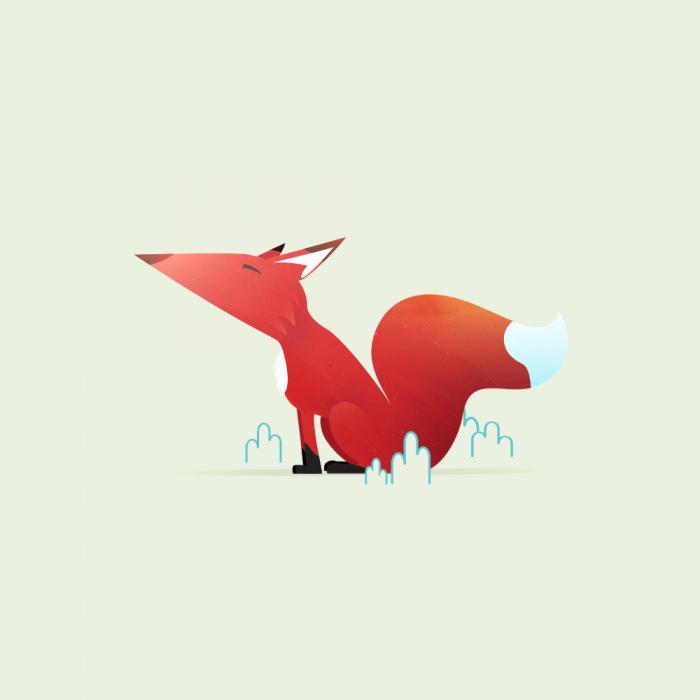 Animal Minis - Fox